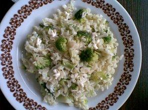 Těstoviny s brokolicí raz dva