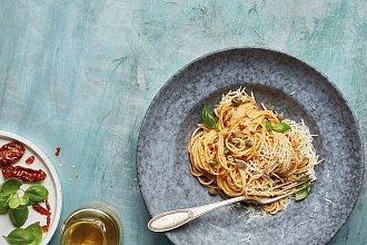 Recept na špagety – postup přípravy, suroviny a více variant receptu