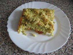 Rýžový nákyp s brokolicí