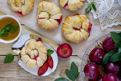 Sobotní snídaně pro celou rodinu? Zkuste sladké i slané šátečky!