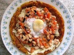 Jánošíkova pochoutka aneb selská omeleta