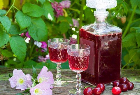 Višňový likér