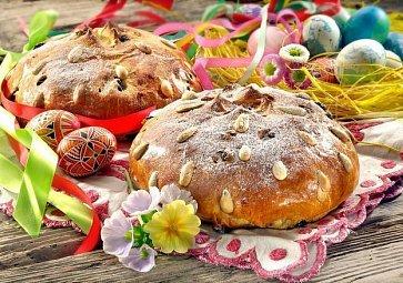 Sladké Velikonoce: Čokoládová vajíčka, jidáše i nadýchané muffiny
