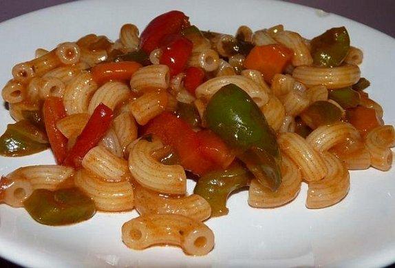 Papriková směs k těstovinám