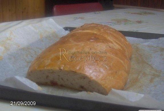 Podmáslový chléb - moc dobrý