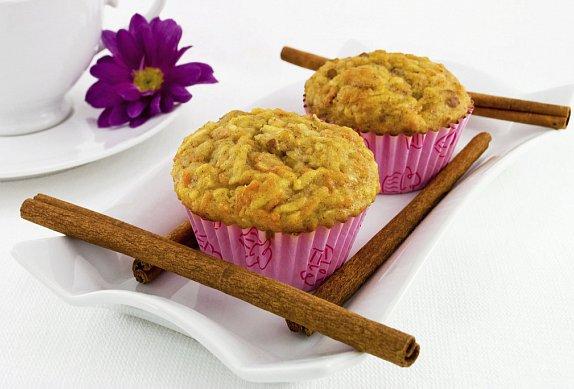 Obrácené žitné koláčky