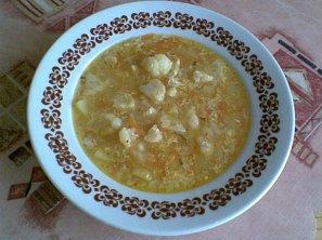 Rychlá květáková polévka