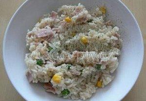 Rychlé jednoduché rizoto