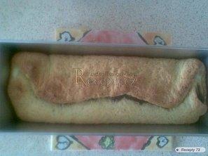 Závin z bramborového těsta