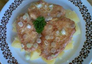 Ryba v kořeněném vajíčku