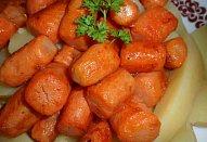Jednoduchá nakládaná mrkev (karotka)