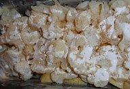 Květákovo-sýrový gratin