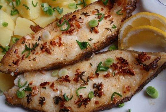 Rybí steak