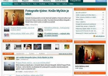 Představujeme web DIGIarena.cz, místo pro fotografy