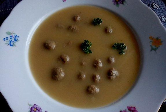 Kuřecí kaldoun - polévka photo-0