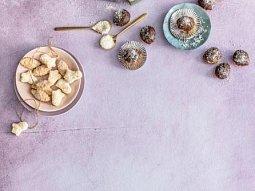 Zasněžené ořechy