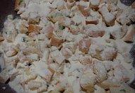 Houskové knedlíky - pečené
