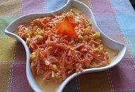 Mrkvový salát III