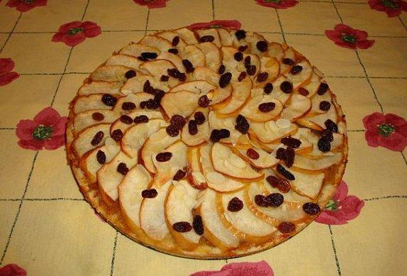 Jablkový koláč z Normandie photo-0