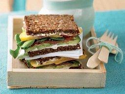 Fitness sendvič