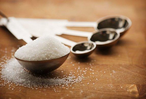 Koblihy s kořeněným cukrem