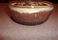 Tvarohový dezert s čokoládou