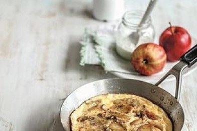 Omelety na ráno pro celou rodinu