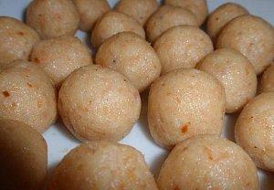 Česnekové knedlíčky (nočky) ze strouhanky