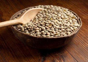 Čočka – jídlo našich předků, jídlo budoucnosti