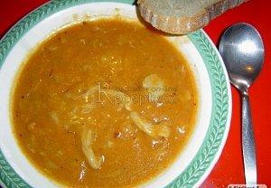 Dršťková polévka grand