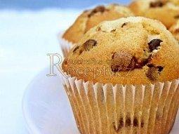Snadné čokoládové muffiny