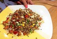 """Zeleninové pohankové """"rizoto"""""""