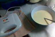 Lahodné vafle