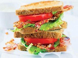 BLT sendvič