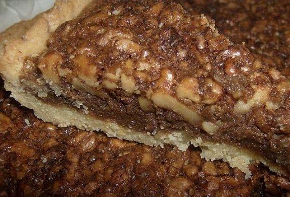 Americký ořechový koláč