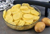 Gratinované brambory Dauphinoise