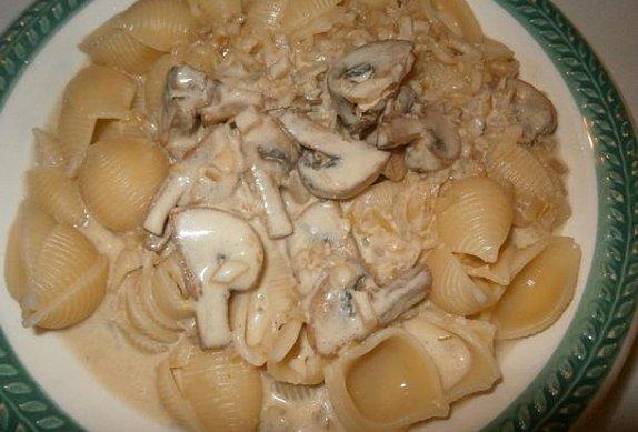 Šumavské těstoviny