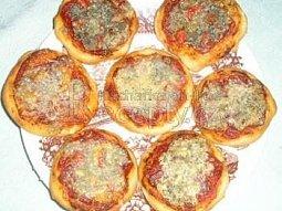 Malé pizzy