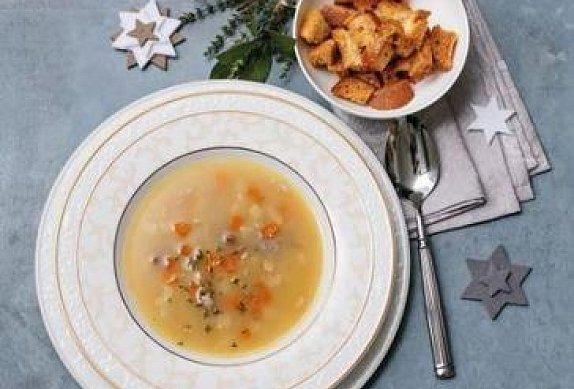 Rychlá rybí polévka