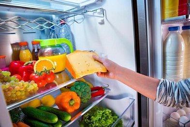 3 užitečné tipy, jak skladovat potraviny v lednici