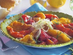 Bulharský salát