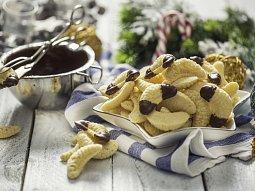 Vanilkové banánky s ořechovým krémem