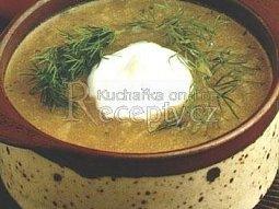 Kedlubnová polévka