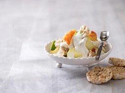 Jablečný raciolkový salát