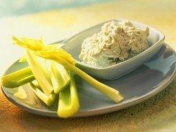 Celerová pomazánka se sýrem
