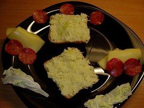 """Bramborový """"sýr"""""""