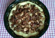 Kuřecí směs v bramborové kaši