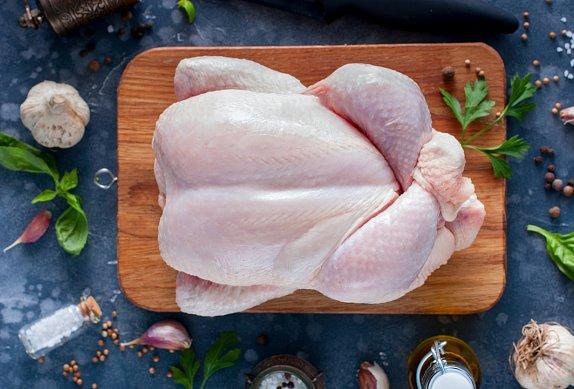 Grilované kuře naplacato