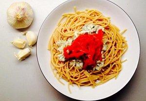 Chřipkové špagety