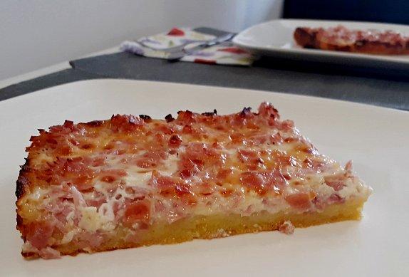 Bramborová pizza II.